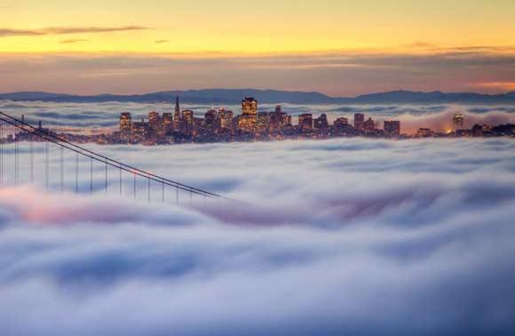 Instantâneos pessoais – A neblina do mundo - Neblina - Instantâneos pessoais – A neblina do mundo
