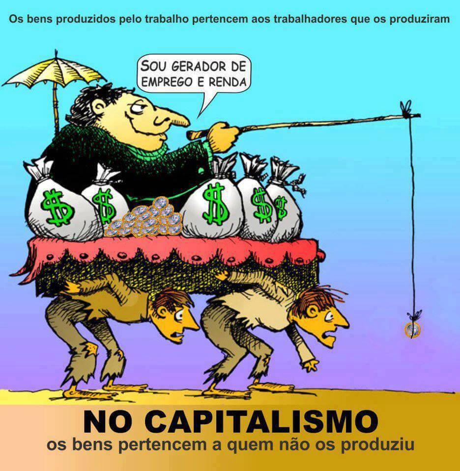 captalismo (não capitalismo) - Capitalismo - Captalismo (não capitalismo)